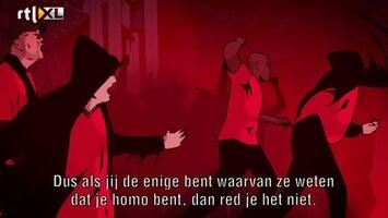 RTL Late Night 'Ze pikken de zwakste eruit'