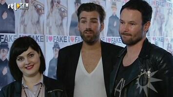 RTL Boulevard Magazine I Love Fake uitgebracht