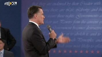 RTL Nieuws Obama pareert aanval van Romney