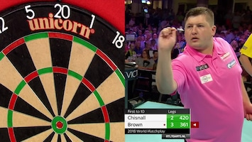 RTL 7 Darts: World Matchplay Afl. 1