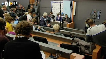 Editie NL Persconferentie zaak Vaatstra