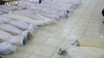 RTL Nieuws Opnieuw 'misselijkmakend' bloedbad Syrië