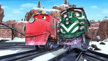Chuggington - Reddingsactie In De Sneeuw