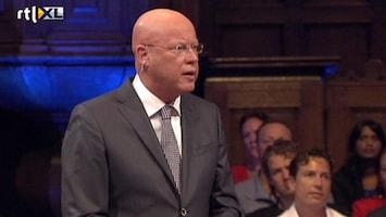 RTL Nieuws Hoe reageert een leider op een gijzeling?