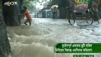 RTL Nieuws 100 doden door overstromingen Bangladesh
