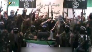 RTL Nieuws Extremisten willen islamitische staat van Syrië maken