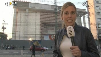 RTL Nieuws Gratis bril in Universele Kerk