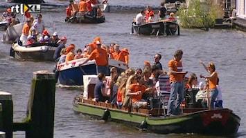 RTL Nieuws Gemoedelijke sfeer in Amsterdam
