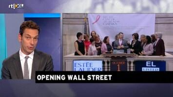 Rtl Z Opening Wall Street - Afl. 195