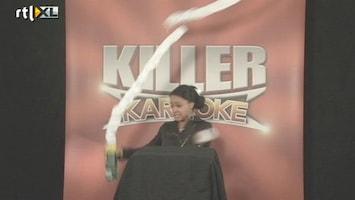Killer Karaoke - Killer Karaoke - Auditie Van Charlene