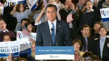 RTL Nieuws Romney wint nipt op Super Tuesday