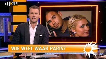 RTL Boulevard Paris Hilton in Nederland
