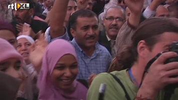 RTL Nieuws Gematigde moslimpartij claimt winst Tunesië