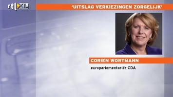 RTL Nieuws 'Uitslag Franse verkiezingen zorgelijk'