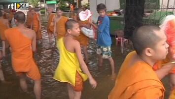 RTL Nieuws 'Overstromingen kunnen maand duren'