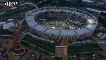 RTL Nieuws Olympisch Park pas een dag voor de Spelen af