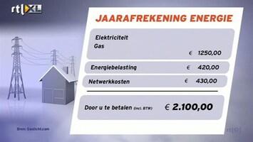 RTL Nieuws Energie wordt tientjes goedkoper