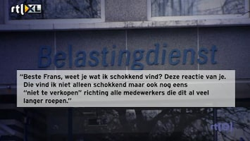 RTL Nieuws 'Weekers had eerder kunnen ingrijpen in toeslagenfraude'