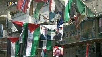 RTL Nieuws Beslissende dag voor Palestina