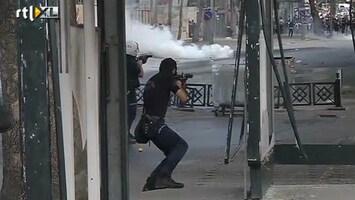 RTL Nieuws Vierde dag van rellen Istanbul