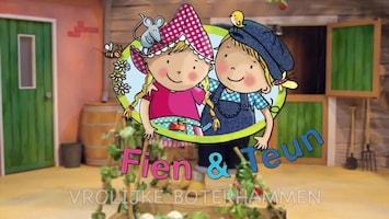 Fien & Teun - Vrolijke Boterhammen