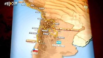 RTL GP: Dakar Pre-proloog Route Dakar 2013