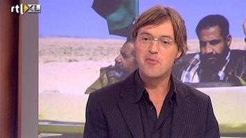RTL Nieuws 'Vrees voor stadsguerrilla in Tripoli'
