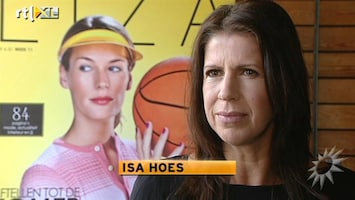 RTL Boulevard Isa Hoes over nieuwe comedy Lieve Liza