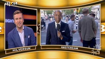 RTL Boulevard Live schakeling met Humberto Tan