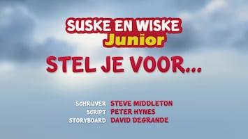 Suske En Wiske Junior Stel je voor...