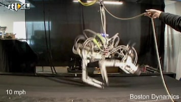 Editie NL Snelste robot ter wereld