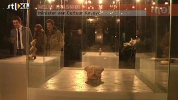 RTL Nieuws Duitse agent vindt eeuwenoude Kosovaarse beeldjes