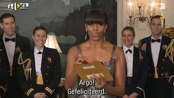 RTL Nieuws Argo wint Oscar voor beste film