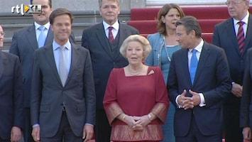 RTL Nieuws 'Koningin moet politieke rol behouden'