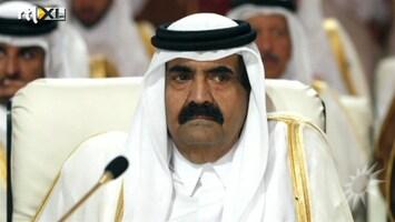 RTL Boulevard Emir Qatar treedt af