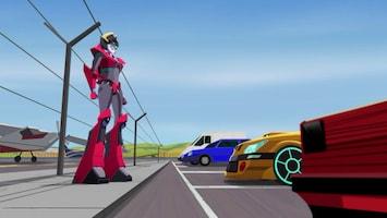 Transformers Cyberverse - Afl. 12