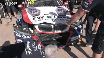 RTL GP: WTCC Coronel klapt achterop teamgenoot
