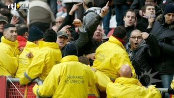 RTL Boulevard Politie Utrecht aangeklaagd door hooligans
