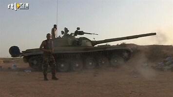 RTL Nieuws Ultimatum voor Khadaffi-getrouwen Bani Walid