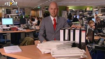 RTL Nieuws Declaratiegedrag nog niet openbaar door trucs