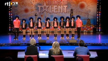 Holland's Got Talent Roller Crew (dans)