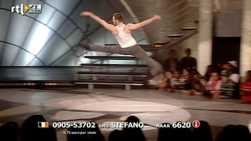 So You Think You Can Dance Solo: Stefano