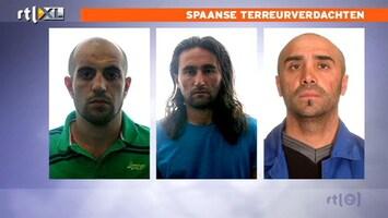 RTL Nieuws Spanje pakt drie vermeende leden al-Qaeda op