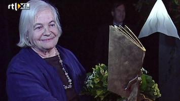 RTL Nieuws Portret schrijfster Hella Haasse (93)