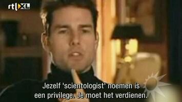 RTL Boulevard Tom en Katie: de scientology-rel