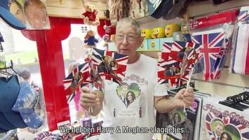 Merchandise gekte rondom koninklijk huwelijk