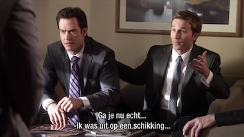 Franklin & Bash You can't take it with you