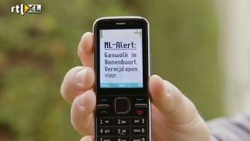 RTL Nieuws Opstelten installeert sms-dienst NL-Alert