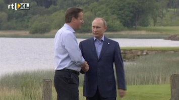 RTL Nieuws Britten bespioneerden gasten G20-top