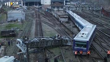 RTL Nieuws 31 gewonden bij treinnogeluk Buenos Aires